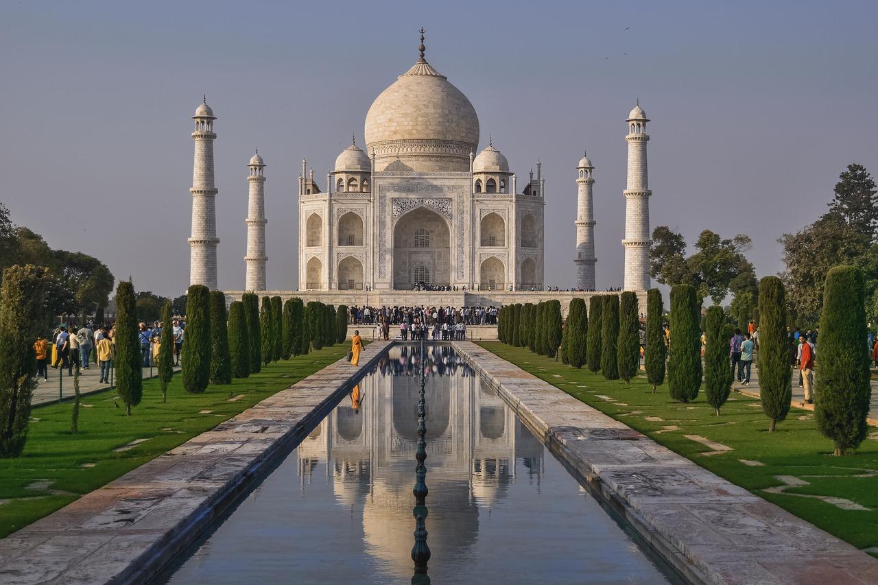 Les grands monuments historiques du monde.